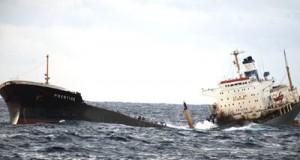 Ο Έλληνας καπετάνιος του Prestige αρνήθηκε την ευθύνη της οικολογικής καταστροφής
