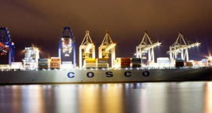 COSCO: Τρία εκατ. κοντέινερ ετησίως στο λιμάνι του Πειραιά