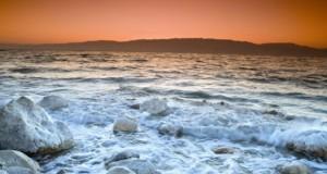 »Νεκρά θάλασσα» 400 μέτρα κάτω από το επίπεδο της θάλασσας της Μεσογείου