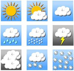 Αλλάζει ο καιρός από αύριο – Ισχυροί νοτιάδες, βροχές και θερμοκρασία στους 20