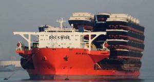 MV Blue Marlin: Το πλοίο που μεταφέρει.. πλοία! [vid+pics]