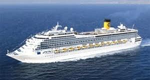 Επίσημη υποδοχή του πρώτου κρουαζιερόπλοιου για το 2013 στον Πειραιά