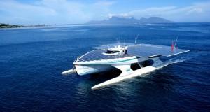 MS Turanor PlanetSolar: το πρώτο ηλιακό πλοίο που έκανε τον γύρο του κόσμου