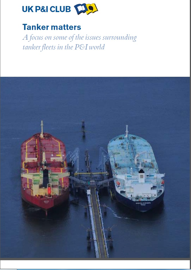 Tanker Matters: Βιβλίο για δεξαμενόπλοια [PDF]