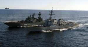 Ολοκληρώθηκε η μεγαλύτερη άσκηση του Ρωσικού Πολεμικού Ναυτικού στην Α.Μεσόγειο