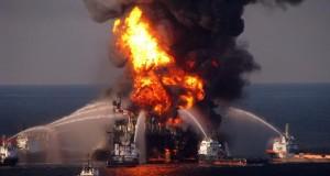 Transocean: 1,4 δισ. πρόστιμο για την πετρελαιοκηλίδα