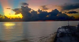 Φωτογραφία ημέρας – Amazing sunset…