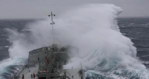 Φωτογραφία ημέρας – North Sea..
