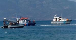 Συνεχίζονται οι έρευνες προς εντοπισμό των 8 αγνοούμενων ναυτικών