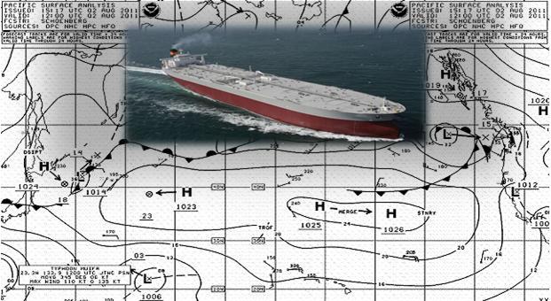 Χρήσιμοι πίνακες Ναυτικής Μετεωρολογίας για τον υπολογισμό ανέμου και τα καιρικά σύμβολα