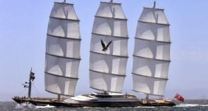 Το πρώτο βραβείο κέρδισε το εντυπωσιακό γιοτ «Γεράκι της Μάλτας» της Ελενας Αμβροσιάδου [βίντεο]
