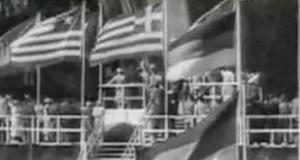 Όταν οι χρεωκοπημένοι Γερμανοί υποδέχονταν τον Ωνάση με Ελληνικές σημαίες [video]
