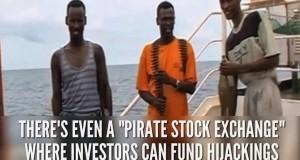 Ματιά στην ζωή των Σομαλών πειρατών [video]