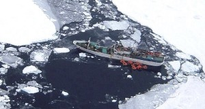 Απέτυχε η επιχείρηση διάσωσης στην Ανταρκτική