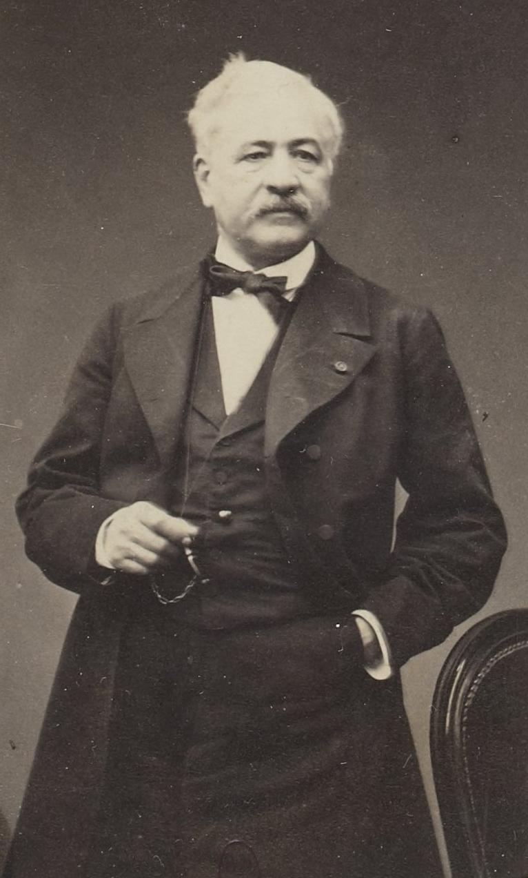 Ο Φερδινάνδος Λεσσέψ