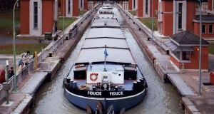 Barges…