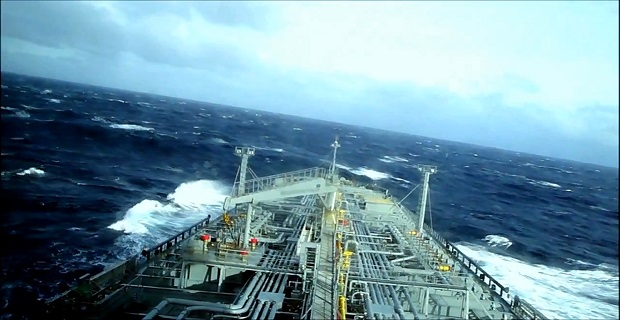 Κάπου στον Βόρειο Ατλαντικό… [video]