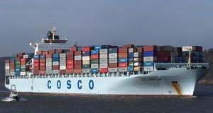 Πέντε νέα containership παρήγγειλε η «COSCO»