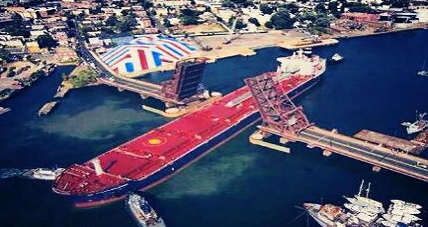 Real marine pilotage!
