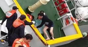 Δείτε τον πλοίαρχο του «Sewol» να εγκαταλείπει το πλοίο [vid]