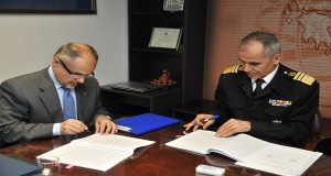 Υπογραφή συμφωνίας εξουσιοδότησης «Κυβέρνησης-RINA Services S.p.A»