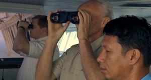 Γεύση από την καθημερινότητα σε ένα πλοίο container [video]