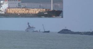 Φορτηγό πλοίο βυθίστηκε στη Μαύρη Θάλασσα