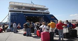 Αυξήθηκε 3,9% η κίνηση στα λιμάνια