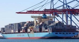 250.000 Ευρώ πλήρωσε η Maersk για τα χαμένα κοντέινερ