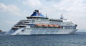 Με το «Louis Cristal» κλείνει η φετινή τουριστική σεζόν στο λιμάνι της Θεσσαλονίκης