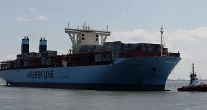 Εν πλω με ένα από τα μεγαλύτερα πλοία κοντέινερ στον κόσμο! [video]