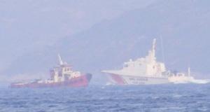 Τουρκική ακταιωρός της Ακτοφυλακής «χτύπησε» ελληνικό αλιευτικό