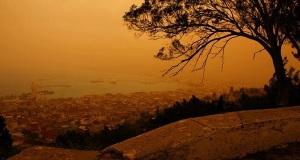 Με βροχές και σκόνη από την Αφρική έρχεται ο Δεκέμβριος!