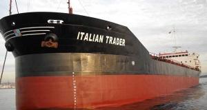 Αναγκαστικό αγκυροβόλιο ιταλικού πλοίου στην Κύπρο λόγω καιρού