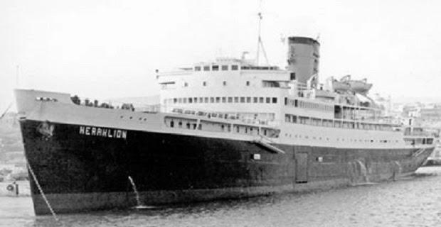 Το τραγικό ναυάγιο του «Ηράκλειον» που βύθισε στην οδύνη τα Χανιά [pics]