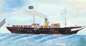 Το πρώτο ελληνικό κρουαζιερόπλοιο