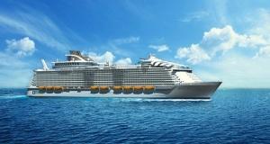 Έρχεται το μεγαλύτερο κρουαζιερόπλοιο που κατασκευάστηκε ποτέ!