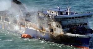 Σε Έλληνα ενδέχεται να ανήκει σορός που βρέθηκε στο «Norman Atlantic»