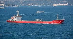 Τούρκικο φορτηγό πλοίο κρατείται στην Ουκρανία