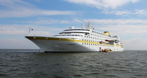 Eδεσε το πρώτο κρουαζιερόπλοιο του 2015 στη Θεσσαλονίκη