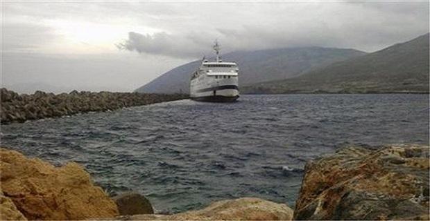 Τι καταγγέλει ο πλοίαρχος του «Βιτσέντζος Κορνάρος» που προσάραξε στην Κάσο[vid]