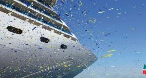 Δυο νέα κινούμενα με LNG μέγα-κρουαζιερόπλοια για τη Carnival