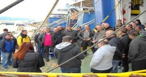 ΠΕΝΕΝ:Σχετικά με την τροπολογία του Υ.Ν.Α για τους απλήρωτους ναυτικούς