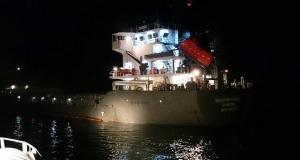 2η προσάραξη πλοίου στα Δαρβανέλια μέσα σε λίγες μέρες[pics]