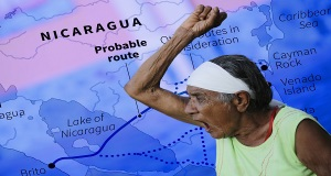 Στο ράφι για ένα χρόνο η κατασκευή της Διώρυγας της Νικαράγουας