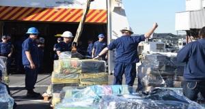 25 τόνοι κοκαΐνης αξίας $765 εκατομμυρίων ξεφορτώθηκαν στο Σαν Ντιέγκο
