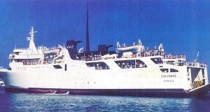 Πριν 28 χρόνια χάθηκε το ιστορικό πλοίο ''Ζάκυνθος''