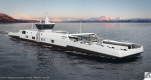 Μηδενικές εκπομπές ρύπων για το νέο ferry της Wärtsilä!