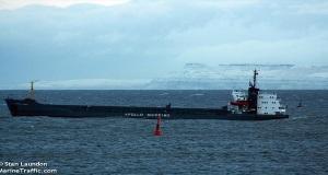 Ταυτοποιήθηκε θαλάσσια ρύπανση από φορτηγό πλοίο στις ακτές Αγίας Πελαγίας