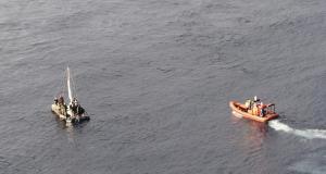 Κρουαζιερόπλοιο της Carnival διασώζει 16 Κουβανούς μετανάστες στο Κόλπο του Μεξικό [pics]